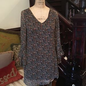 Judith March floral dress Size Small EUC